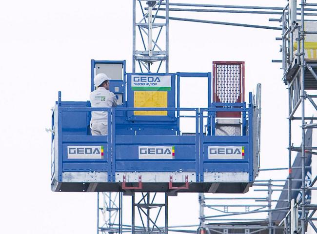 GEDA ERA 1200 Z/ZP felvonó